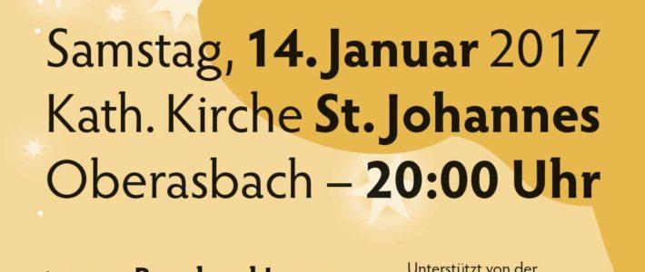 Neujahrskonzert Ensemble Hundshaupten