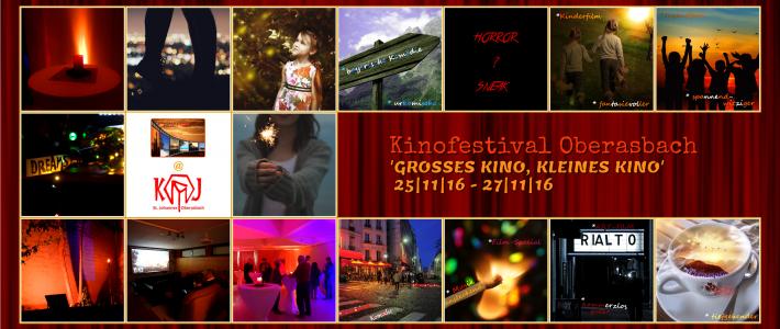 Rückblick: Kinofestival Oberasbach (Update)