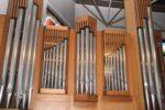 Orgel wird repariert