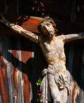 Impuls: Gedanken vor einem Kreuz