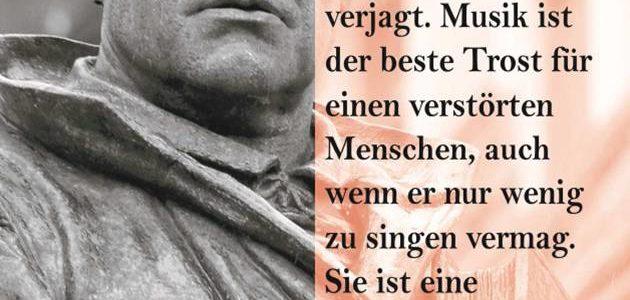 Ökumenisches Chorprojekt: Markus hört Luther