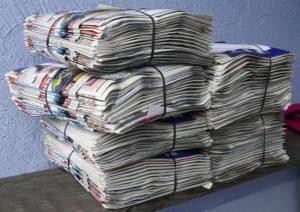 Nachhaltigkeit: Recyclingpapier