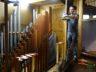 Orgelrenovierung: Abbau