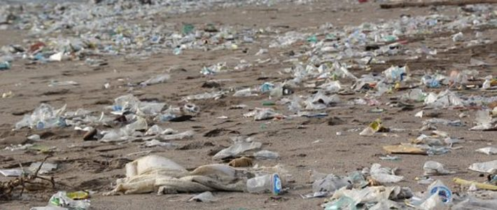 Plastik wird zum Problem