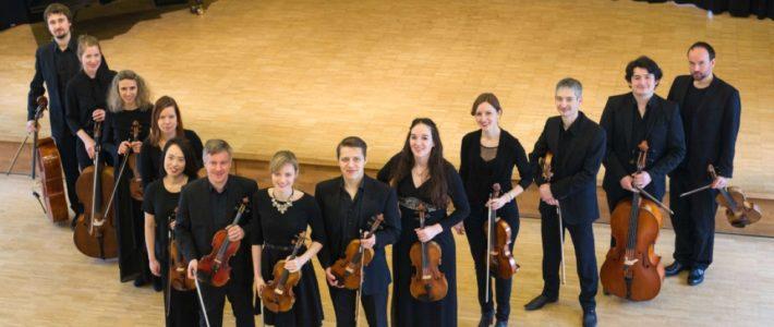 """Kammerorchesterkonzert """"Rückblick – Ausblick"""""""