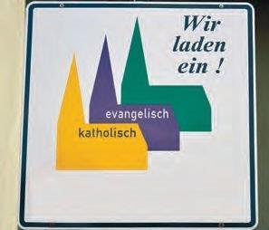 Von katholischen Messen und evangelischen Gottesdiensten – 1. ökum. Gesprächsabend am 4.4.
