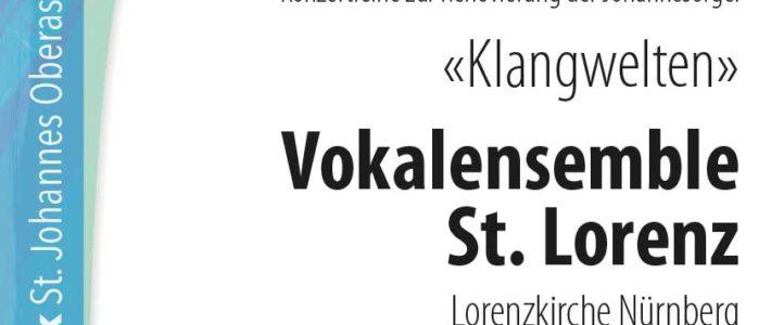 Vokalensemble von St. Lorenz in St. Johannes