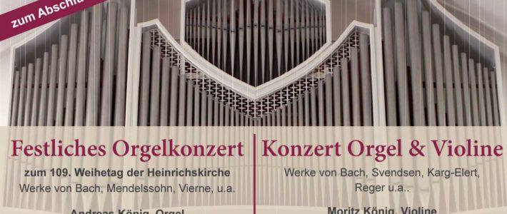Konzerte in St. Heinrich