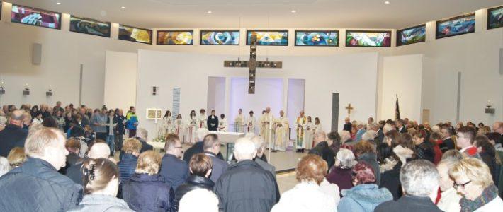 Gottesdienste im Seelsorgebereich wieder mit allen, die mitfeiern wollen (mit 3G-Nachweis)