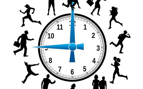 Impuls: Sich Zeit nehmen
