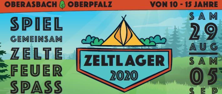 Camp 2020: Leider nicht möglich
