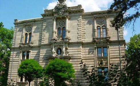 Besuch des Logenhauses in Fürth