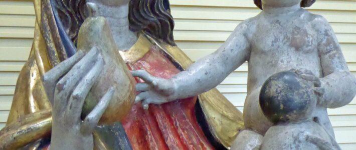 Nimm dir Zeit: Madonna mit der Birne