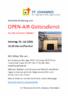 Open Air Gottesdienst am 27. September