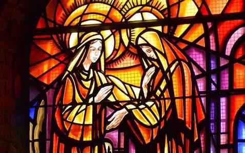 Hörimpuls: Begegnung von Maria und Elisabeth