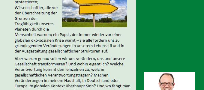 """KEB Fürth: """"Wir müssen uns ändern"""" – verschoben auf den 26.10.20"""