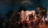 Jahreskrippe: Krippenfeier von Greccio des Franz von Assisi