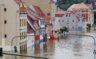 Zum Hochwasser in Deutschland